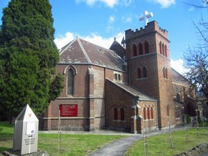 Exterior: St Martins Anglican Church
