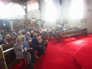 Audience @ St Martins Anglican Church