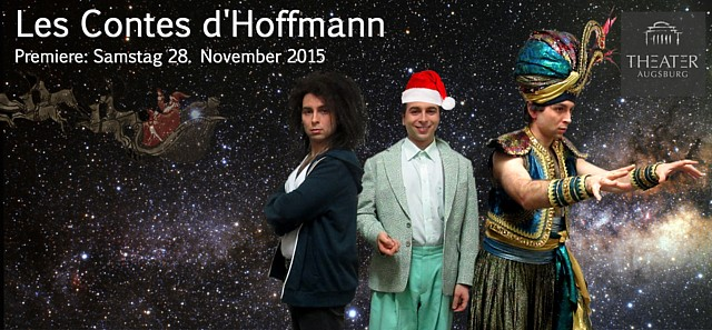 Merry Christmas from Tales of Hoffmann 2015!